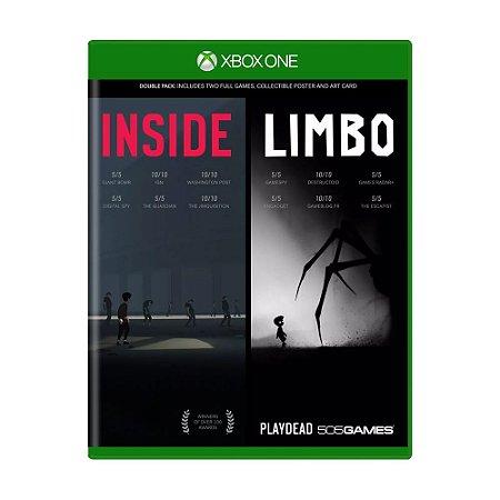 Jogo Inside + Limbo Double Pack - Xbox One