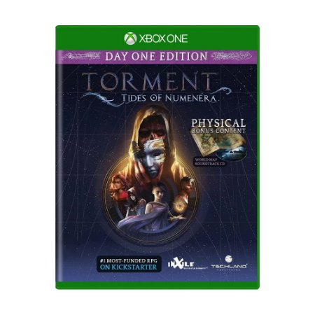 Jogo Torment: Tides of Numenera (Day One) - Xbox One