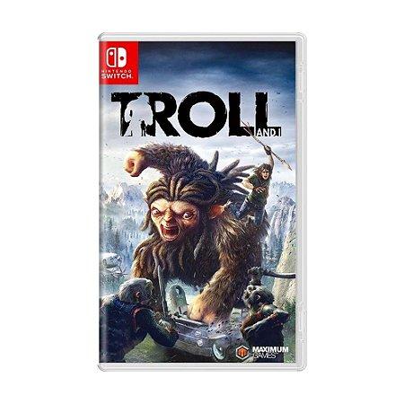 Jogo Troll and I - Switch