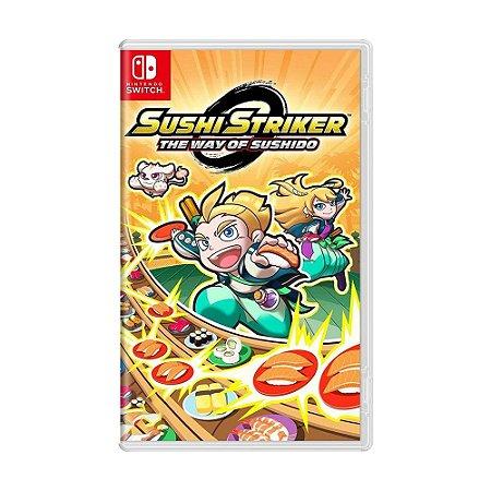 Jogo Sushi Striker: The Way of Sushido - Switch