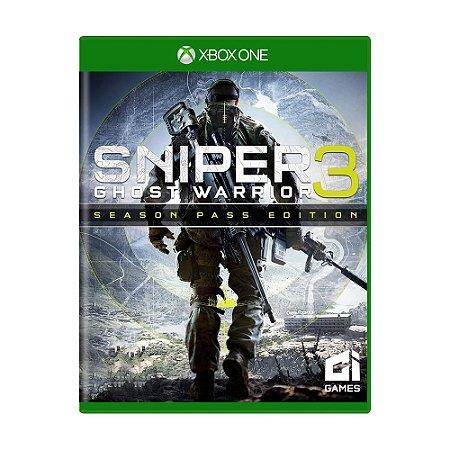 Jogo Sniper: Ghost Warrior 3 (Season Pass Edition) - Xbox One