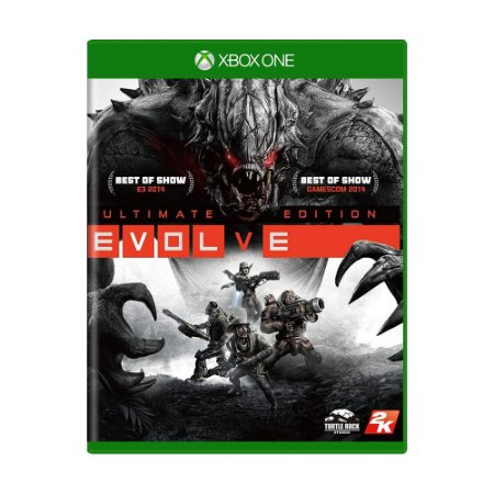 Jogo Evolve (Ultimate Edition) - Xbox One