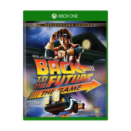 Jogo Back to the Future: The Game - Xbox One