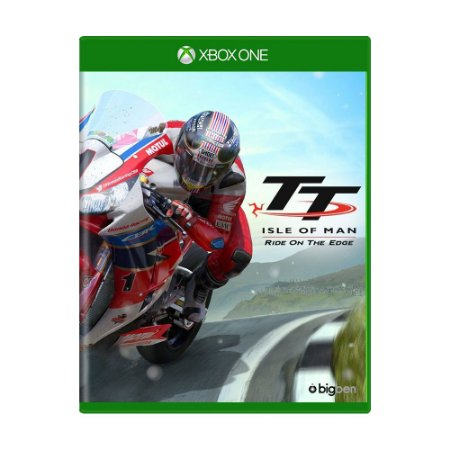 Jogo TT Isle of Man: Ride On The Edge - Xbox One