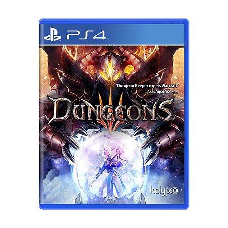Jogo Dungeons III - PS4
