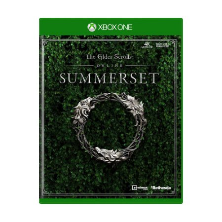Jogo The Elder Scrolls Online: Summerset - Xbox One