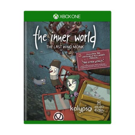 Jogo The Inner World: The Last Wind Monk - Xbox One