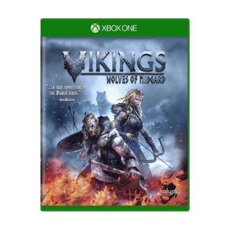 Jogo Vikings: Wolves of Midgard - Xbox One