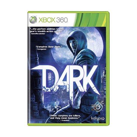 Jogo Dark - Xbox 360