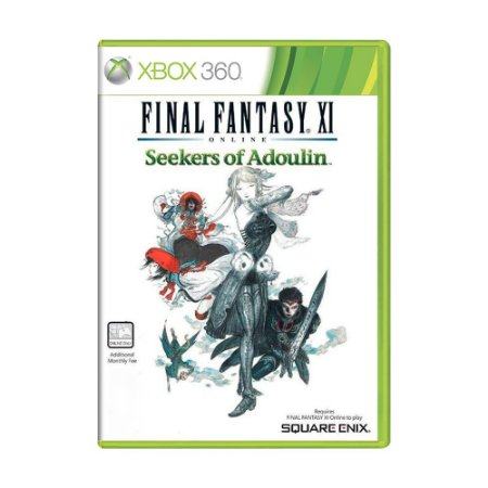 Jogo Final Fantasy XI Online: Seekers of Adoulin - Xbox 360