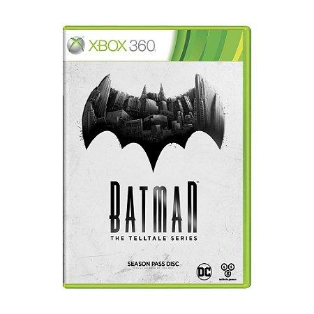 Jogo Batman: The Telltale Series - Xbox 360