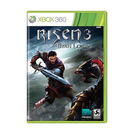 Jogo Risen 3: Titan Lords - Xbox 360