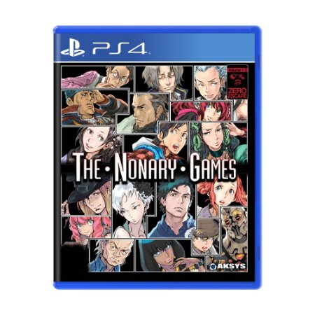Jogo Zero Escape: The Nonary Games - PS4