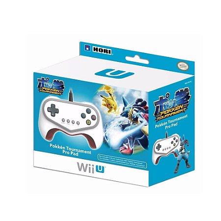 Controle Pokkén Tournament Pro Pad - Wii U