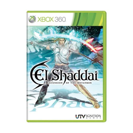 Jogo El Shaddai: Ascension of the Metatron - Xbox 360