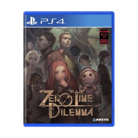 Jogo Zero Time Dilemma - PS4