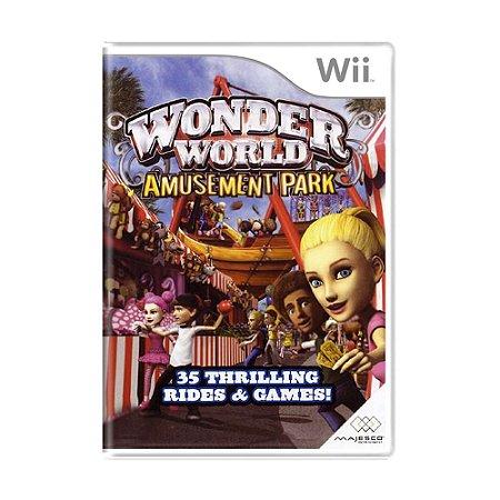 Jogo Wonder World Amusement Park - Wii