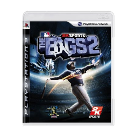 Jogo The Bigs 2 - PS3