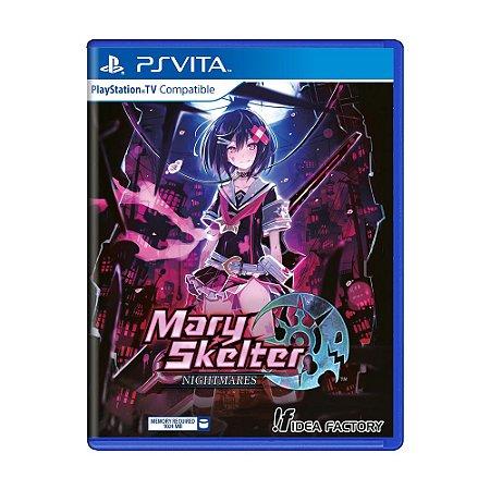 Jogo Mary Skelter: Nightmares - PS Vita