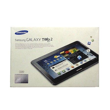 Tablet Galaxy Tab 2 16GB - Samsung