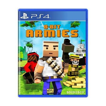 Jogo 8-Bit Armies - PS4
