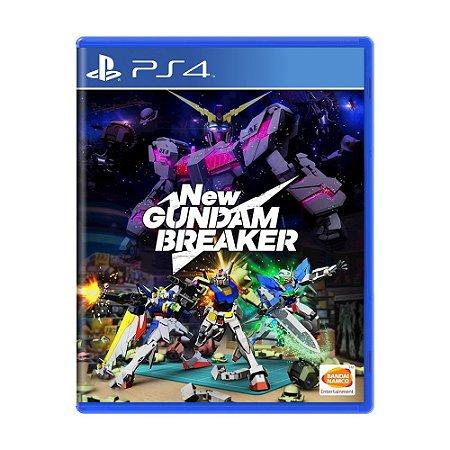 Jogo New Gundam Breaker - PS4