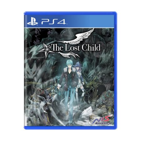 Jogo The Lost Child - PS4
