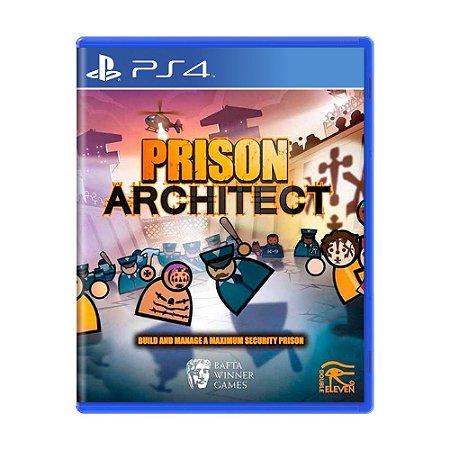 Jogo Prison Architect - PS4