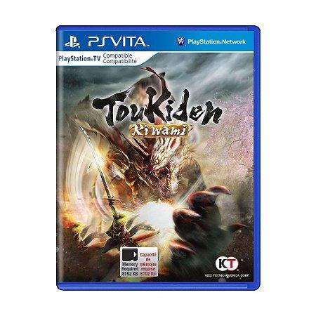 Jogo Toukiden: Kiwami - PS Vita
