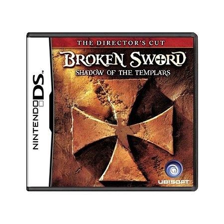 Jogo Broken Sword: Shadow of the Templars - DS