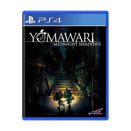 Jogo Yomawari: Midnight Shadows - PS4