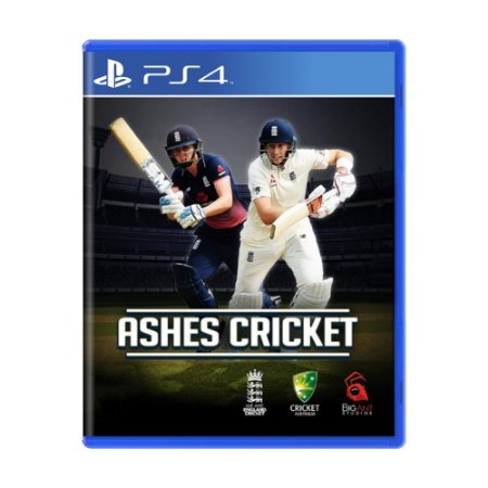 Jogo Ashes Cricket - PS4