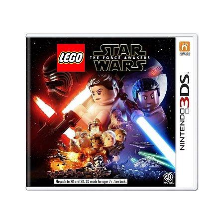 Jogo LEGO Star Wars: The Force Awakens - 3DS