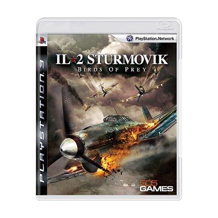 Jogo IL-2 Sturmovik: Birds of Prey - PS3