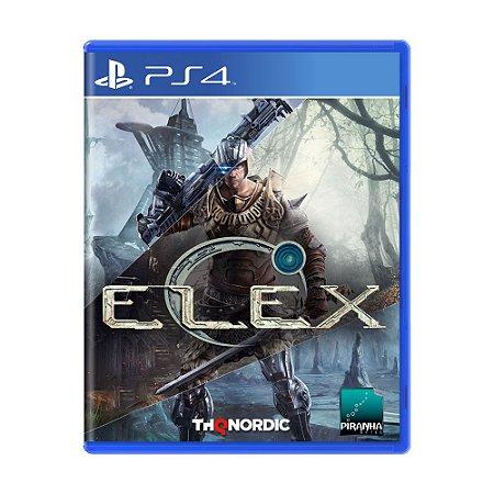 Jogo ELEX - PS4