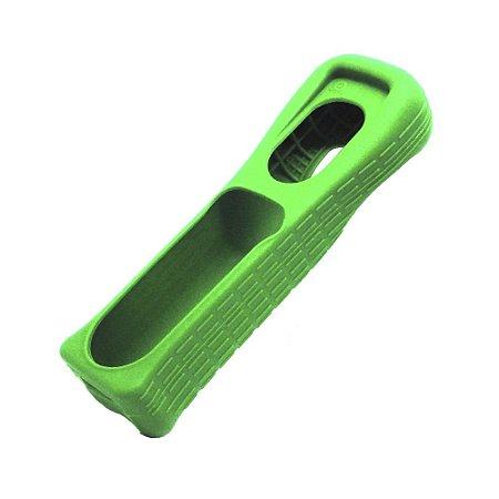 Capa de Silicone Verde para Wii Remote