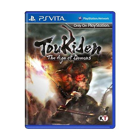 Jogo Toukiden: The Age of Demons - PS Vita