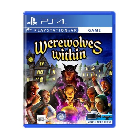 Jogo Werewolves Within - PS4 VR
