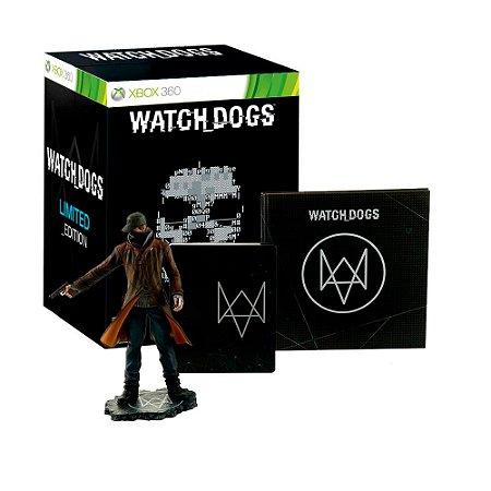 Jogo Watch Dogs (Limited Edition) - Xbox 360