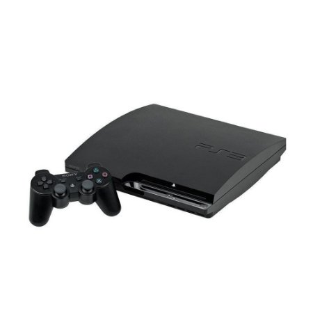 Console PlayStation 3 Slim 80GB - Sony