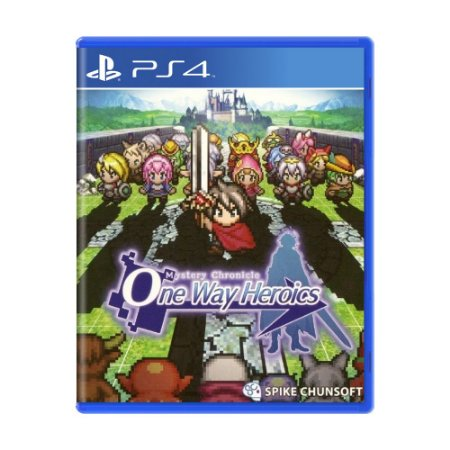 Jogo Mystery Chronicle: One Way Heroics - PS4