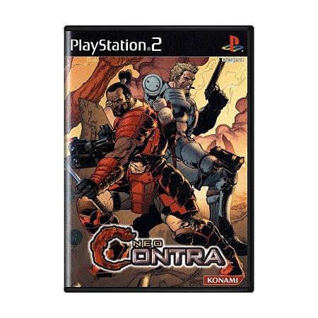 Jogo Neo Contra - PS2