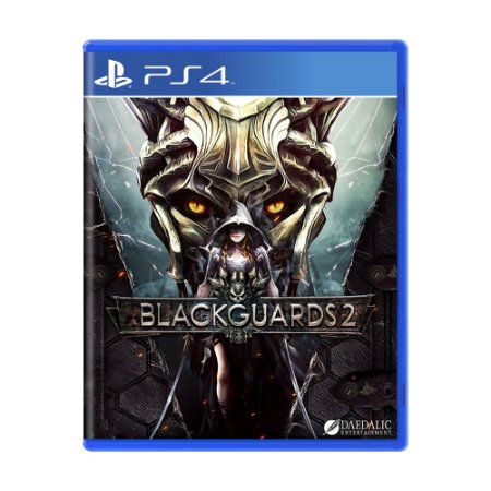 Jogo Blackguards 2 - PS4