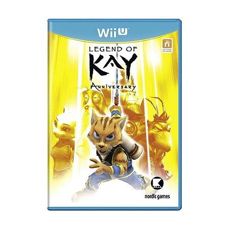 Jogo Legend of Kay: Anniversary - Wii U