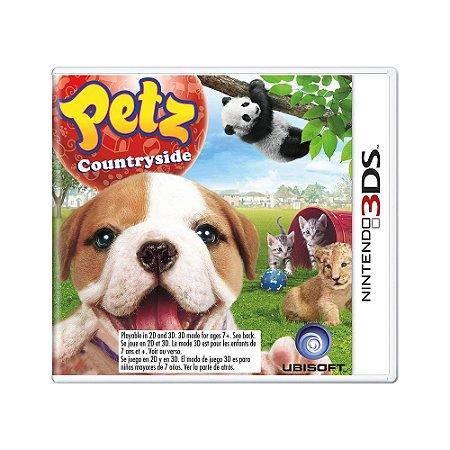Jogo Petz Countryside - 3DS