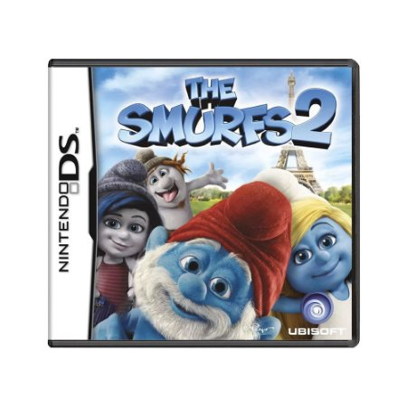 Jogo The Smurfs 2 - DS
