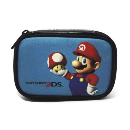 Case Nintendo 3DS Super Mario - Nintendo 3DS