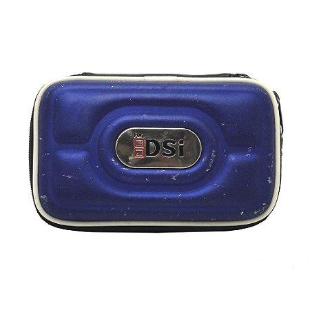 Case Protetora Azul para Nintendo DSi - Nintendo DSi