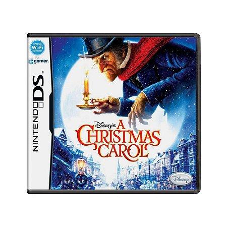 Jogo Disney's: A Christmas Carol - DS