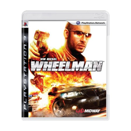 Jogo Wheelman - PS3
